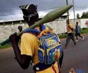 W drodze do szkoły