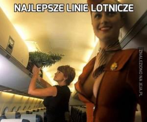 Najlepsze linie lotnicze