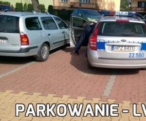 Parkowanie - lvl policja