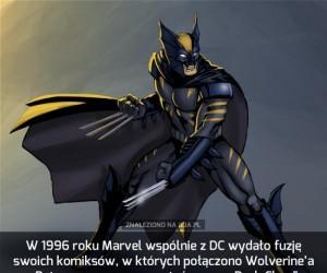 Batman z pazurami, taka kolaboracja!