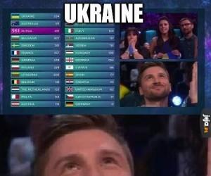 Reakcja Rosji na wynik Eurowizji