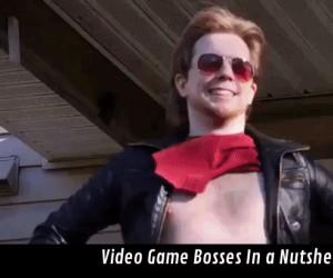 Bossowie w grach w pigułce