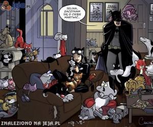 Batman musi ją ogarnąć