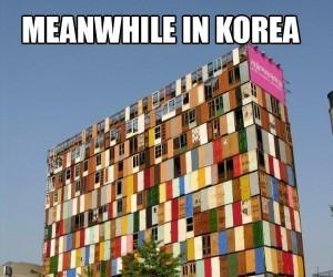 Tymczasem w Korei