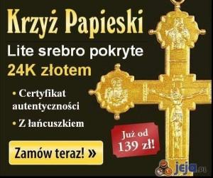 Krzyż Papierski