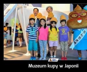 Muzeum kupy w Japonii
