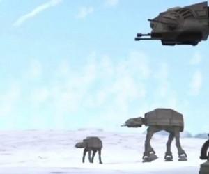 Zimowa olimpiada na Hoth