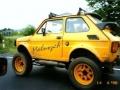 Monster Fiat 126p