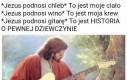 A jak Pan Jezus zaśpiewał?