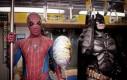 Gimbo-sprzeczki Batmana i Spidermana
