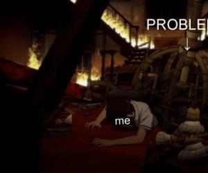 Moje życie wygląda tak samo