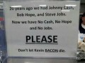 Nie pozwól by Kevin Bacon umarł