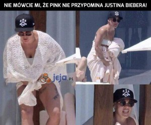 A może to Justin?