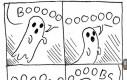 A mówią, że duchy takie straszne