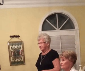 A Twoja babcia tak potrafi?