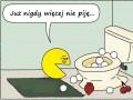 Ciężka noc Pac-Mana