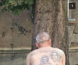 Komu taki tatuażyk?