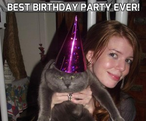 Best birthday party EVER!