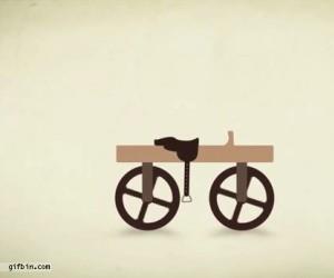 Ewolucja roweru