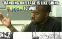 Pie*rz się, Kanye!