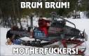 Brum brum!