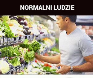 Co jedzą normalni ludzi i ja