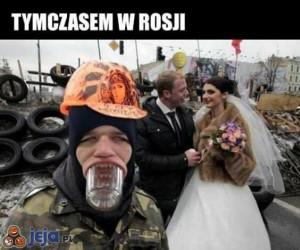 Tymczasem, w Rosji...