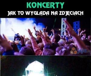 Koncerty...