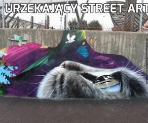 Urzekający street art