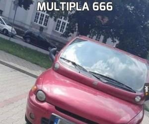 Multipla 666