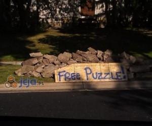 Darmowe puzzle
