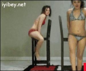Profesjonalne striptizerki