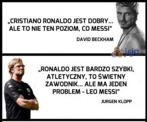 Messi czy Ronaldo? Znawcy już wiedzą