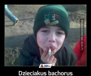 Dzieciakus bachorus