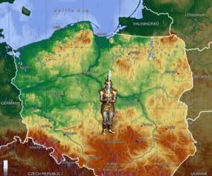 Obecna pogoda w Polsce w pigułce