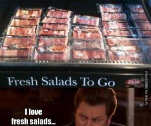 Uwielbiam sałatki