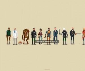 Half Life 2 w pixelach