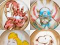 Kawa według japońskiego artysty Nowtoo Sugi