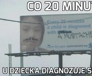 Wąsata epidemia
