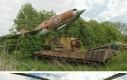 Porzucone pojazdy wojskowe