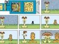 Garfield: Spacer po deszczu