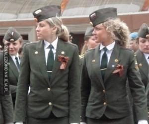 Rosyjskie policjantki