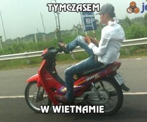 Tymczasem w Wietnamie