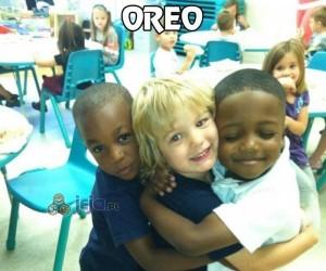 Oreo wersja dziecięca