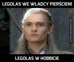 Legolas, co z twoimi oczami?