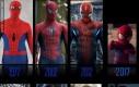 Ewolucja Spidermana w filmach