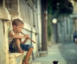 Niektóre koncerty są tylko dla jednego słuchacza