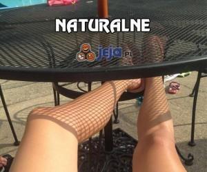 Naturalne podkolanówki