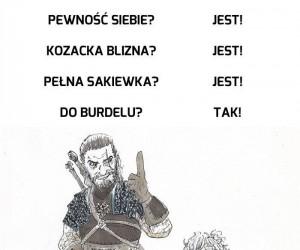 Gdyby Geralt i Tyrion się spotkali