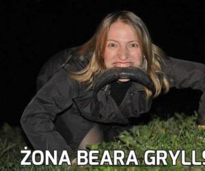 Żona Beara Gryllsa?